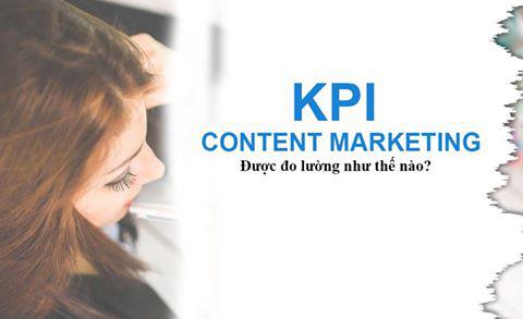 KPI trong Content Marketing là gì