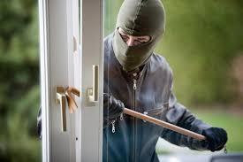 Informasi waspada pencurian di perum BCM.