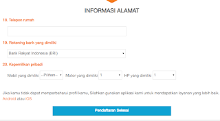 cara daftar survey nusaresearch