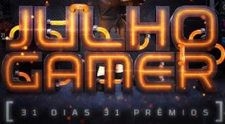 Promoção Kabum Julho Gamer 2017 Concorra Prêmios