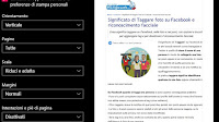 Salvare pagine web e siti in PDF