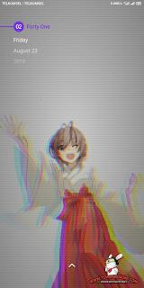 Tema Miui Anime Akira Chan V10
