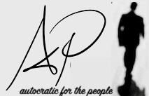 Autocratic For The People