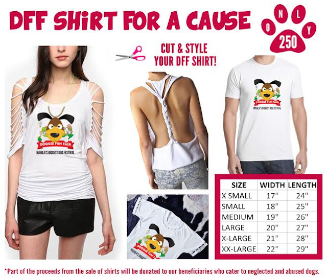DFF SOUVENIR SHIRT FOR A CAUSE, pet blog philippines,
