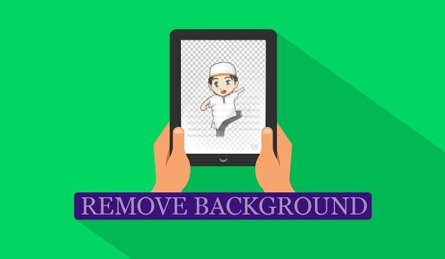 Cara Menghilangkan Background Pada Gambar Tanpa Photoshop
