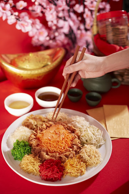 Hilton Garden Inn Puchong Offers 2021 Chinese New Year Yee Sang Specials