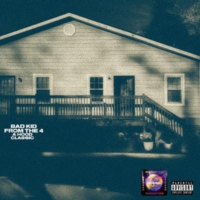 Duwap Kaine - Bad Kid From The 4 (2020) - Album Download, Itunes Cover, Official Cover, Album CD Cover Art, Tracklist, 320KBPS, Zip album