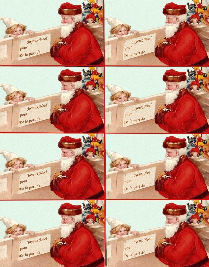 Etiquette Menu De Noel A Imprimer.Top Du Meilleur Jolies Etiquettes Cadeau Menu Maque