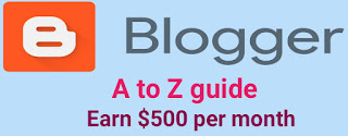 Advance Blogging free course, blogging guide, how to success in blogging,