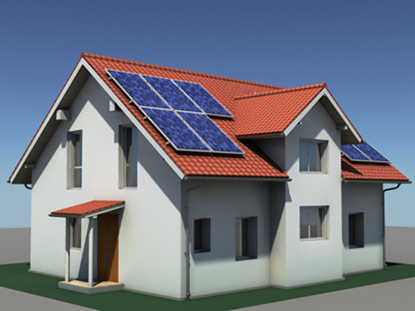 Solar cell yang bagus untuk rumah