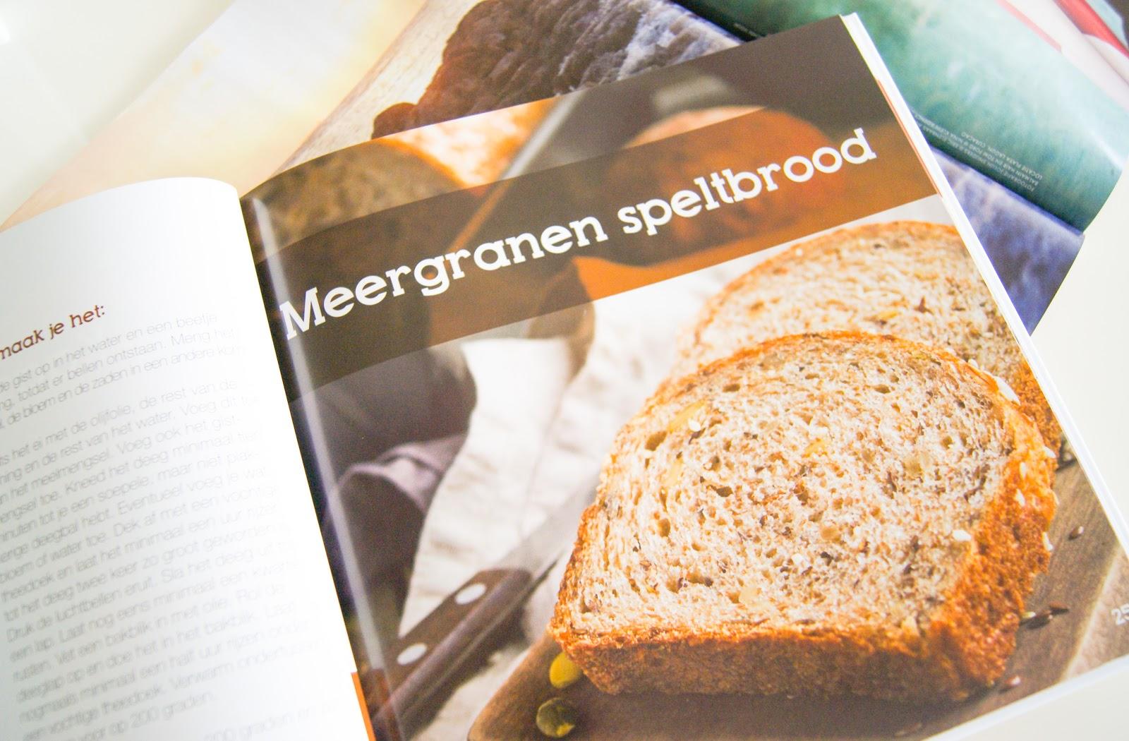 Kookboek Gezond bakken van de Action