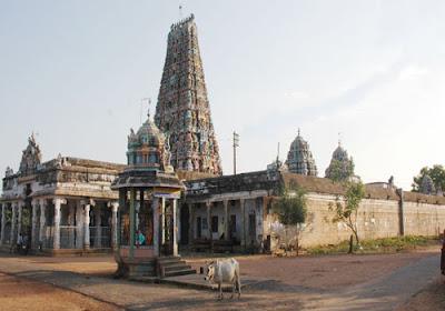 Veerasekarar Temple Sakkottai Sivaganga