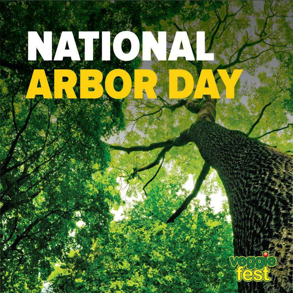 National Arbor Day Wishes For Facebook