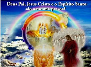 NO CÉU VEREMOS DEUS E JESUS?