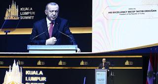 أردوغان يدعو إلى الوحدة الإسلامية ووضع حد لمعاناة المسلمين
