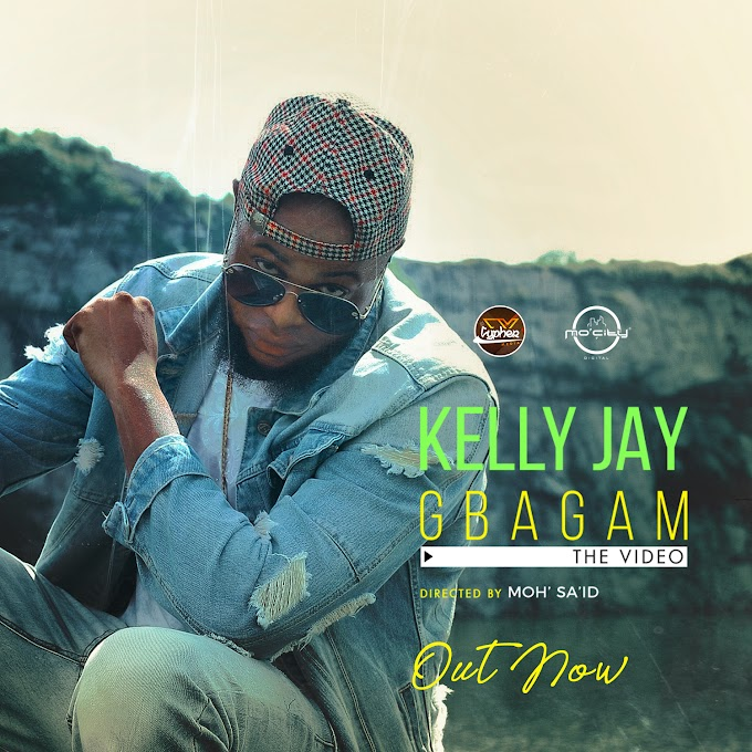 Kelly Jay - Gbagam, (Official Video)