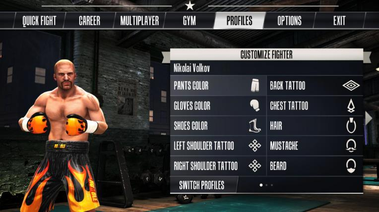Real Boxing PC Full Español
