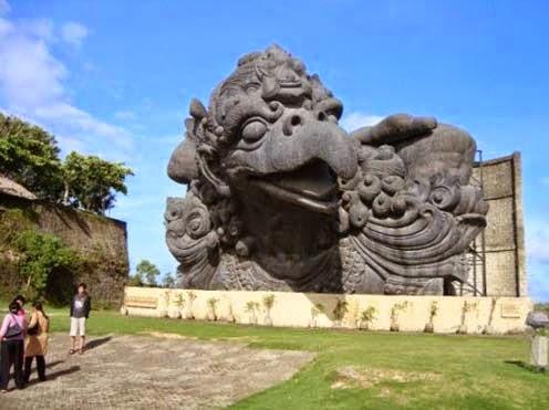 Taman Budaya Garuda Wisnu Kencana Di Jimbaran