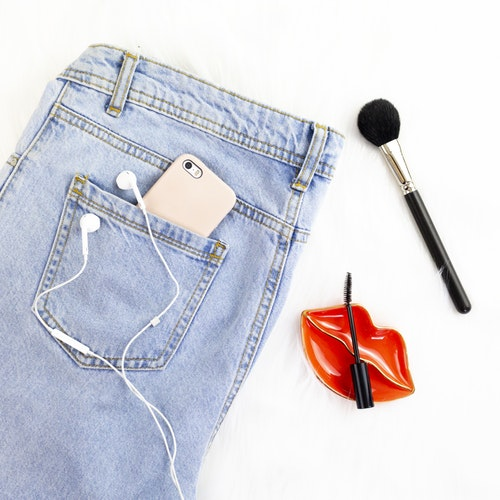 How to style denim for work