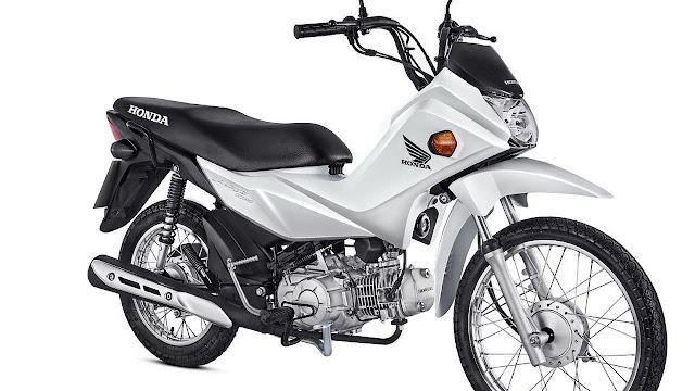 Honda Punya Motor Unik Lagi, Namanya Pop 110i