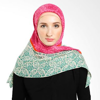 Contoh Jilbab Elzatta Modern