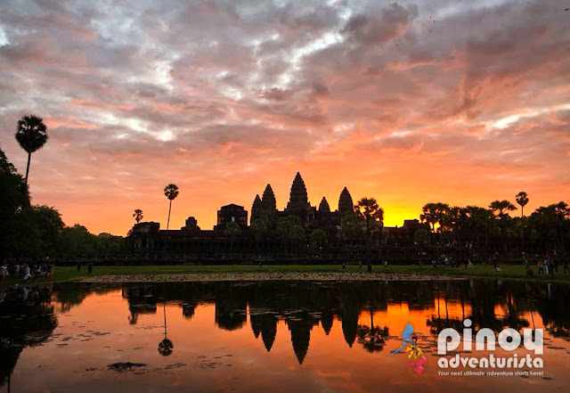 Top Best Things To Do in Angkor Wat Siem Reap Cambodia