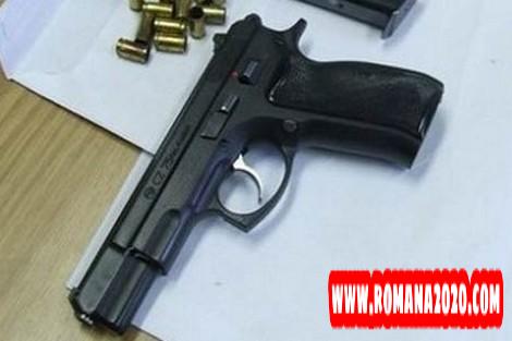 أخبار المغرب: الشرطة تحقق في حيازة أسلحة نارية بالدار البيضاء