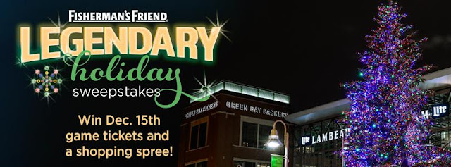 The Green Bay Packers are giving away tickets to a game, a holiday shopping spree at the Packers Pro Shop and a meet & greet with Packers Alumni!
