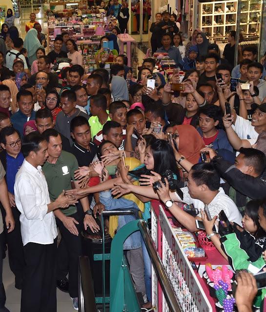 Jokowi Apresiasi Pertumbuhan Film Nasional