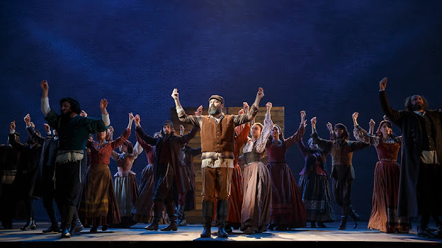 Fiddler on the Roof em Nova York
