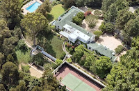 Taylor Swift's Beverly Hills Mansion