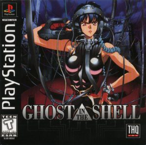 Baixar Ghost in the Shell (1997) PS1 Torrent