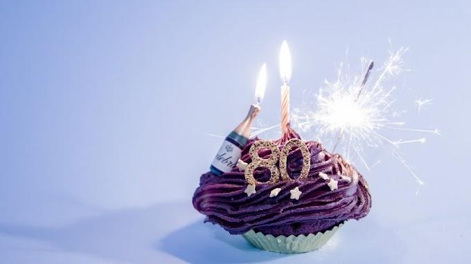 12 impressionnantes idées de fête anniversaire 80 ans