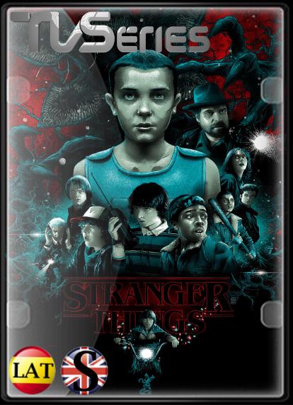Stranger Things (Temporada 1) HD 1080P LATINO/INGLES