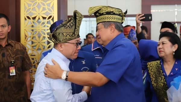 PAN dan Demokrat Penting bagi Koalisi Jokowi 5 Tahun Kedepan