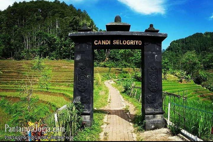 Candi Selogriyo Windusari Magelang