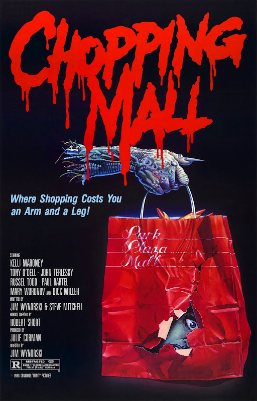 Poster for Chopping Mall