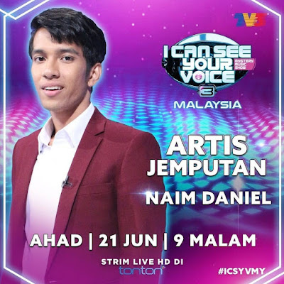LIVE I Can See Your Voice Malaysia 3 Part 2 Minggu 1 (21.6.2020).