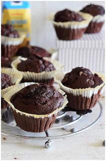 muffins receta- muffins faciles y rapidos- receta muffins americanos