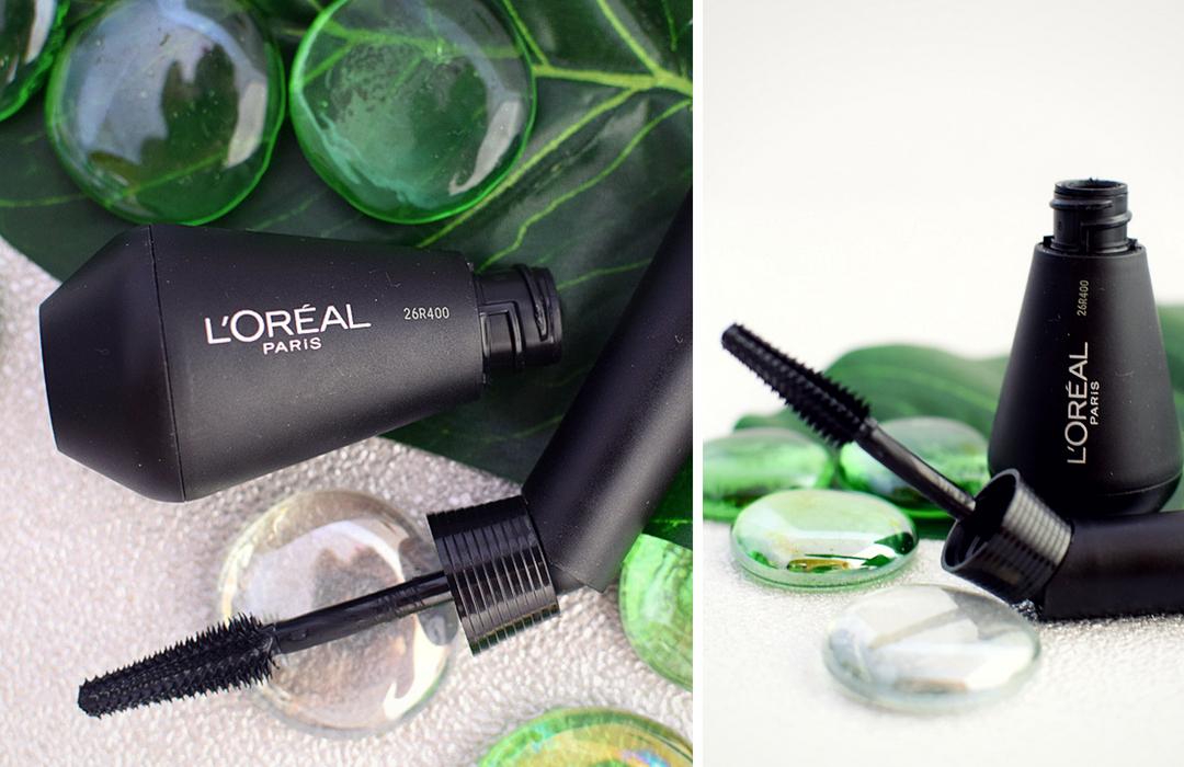 was kann die neue Wimperntusche zum Knicken von L'Oréal