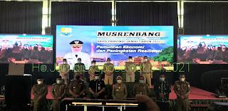 Pemerintah Provinsi Jambi Sukses Gelar MUSRENBANG RKPD Tahun 2022