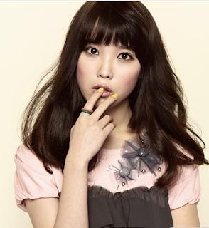 Gaya Rambut Poni Artis Korea UI