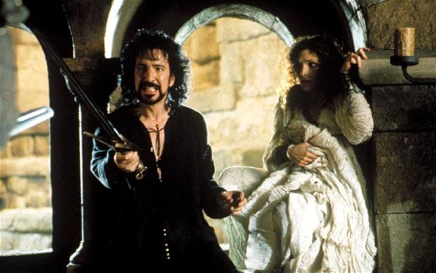 Alan Rickman Robin Hood