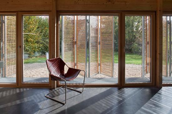 casas sostenibles con bambu