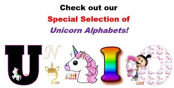 Unicorns Abc
