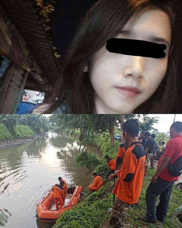 Sebulan Menghilang, Siswi Asal Sidoarjo Tewas Dibunuh dan Dibuang ke Sungai