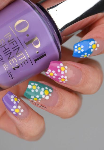 daisy-nail-art