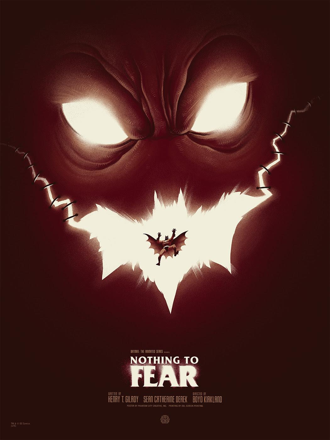 The Geeky Nerfherder: Cool Art: New \'Batman: The Animated Series ...