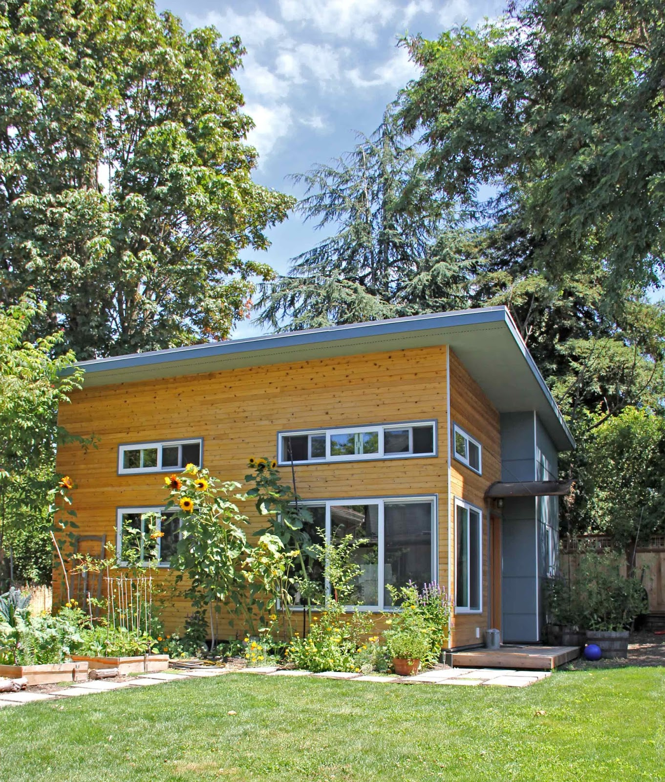 Backyard Cottage Blog: Capitol Hill Cottage