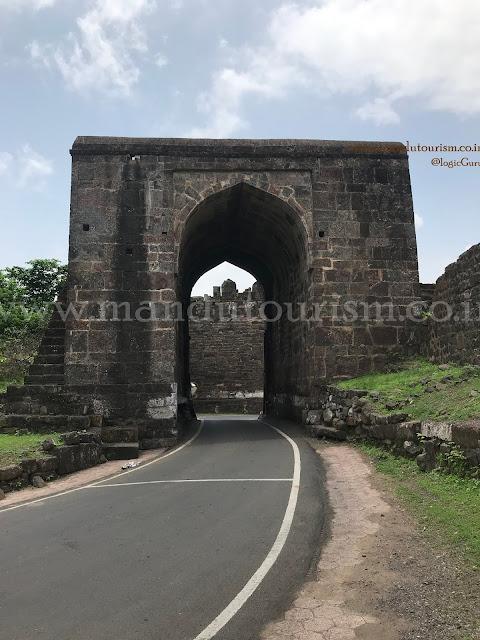 Information about alamgir darwaza mandu